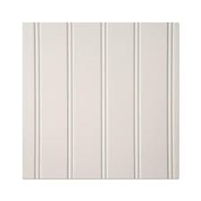 grooved panels