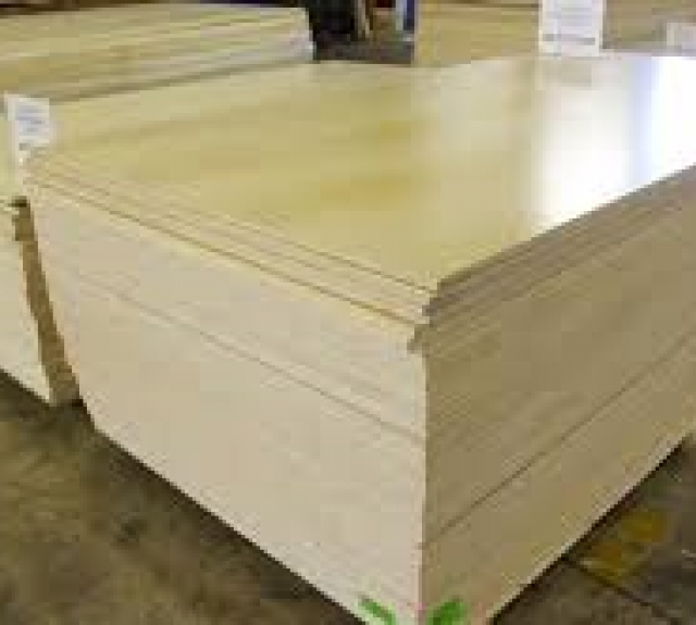 prefinished plywood